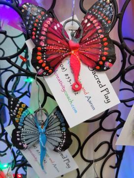 Butterfly Goddesses
